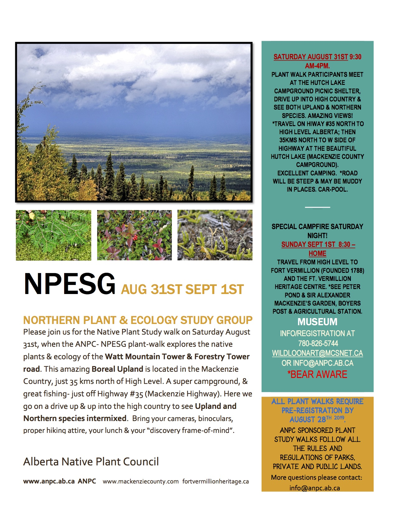 Alberta Native Plant Council